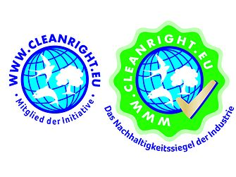 Logo Charter for Sustainable Cleaning