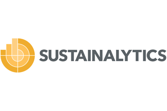 Logo Sustainalytics