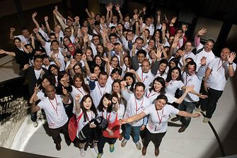 Student teams from 23 countries participated at the final of the Henkel Innovation Challenge in Vienna